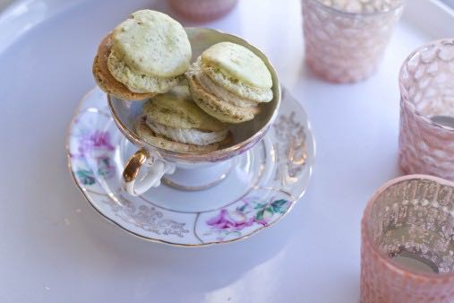 pistachio macaron recipe how to cook