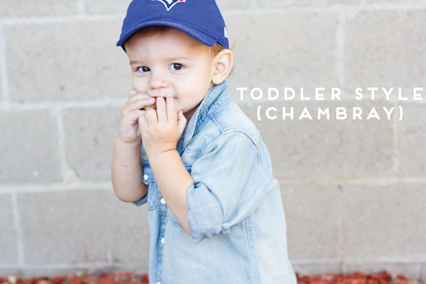 Toddlers wear chambray bluebirdkisses for Chambray shirt for kids