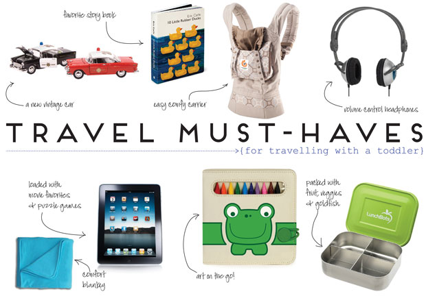 Travel Must Haves For Europe