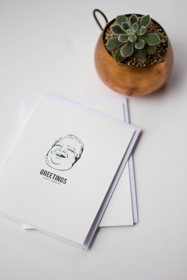 rob ford cards