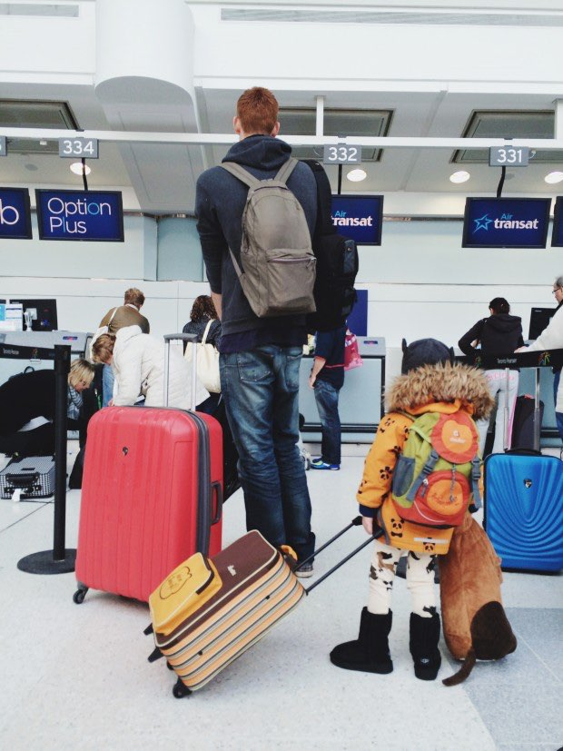 10 tips for travelling with a toddler