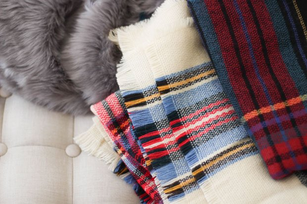 the-best-and-affordable-blanket-check-scarf