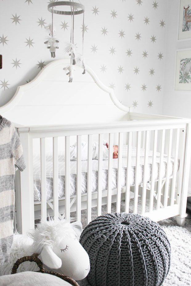 the-perfect-gray-and-white-nursery