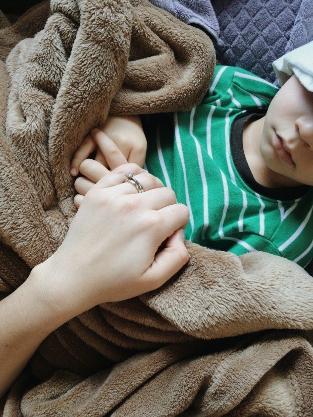 coping with periodic fever syndrome