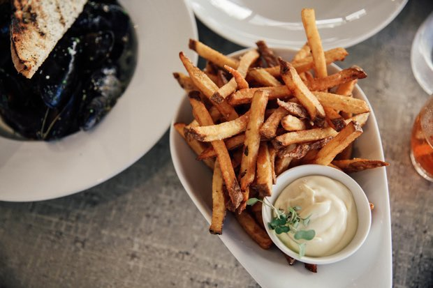 frites-and-mussles