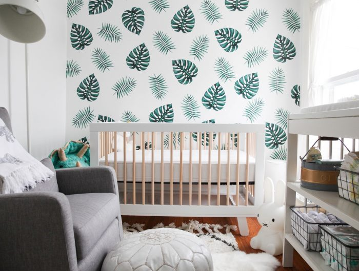Baby Boy Nursery Tour: Real Nursery: Beach Baby Boy