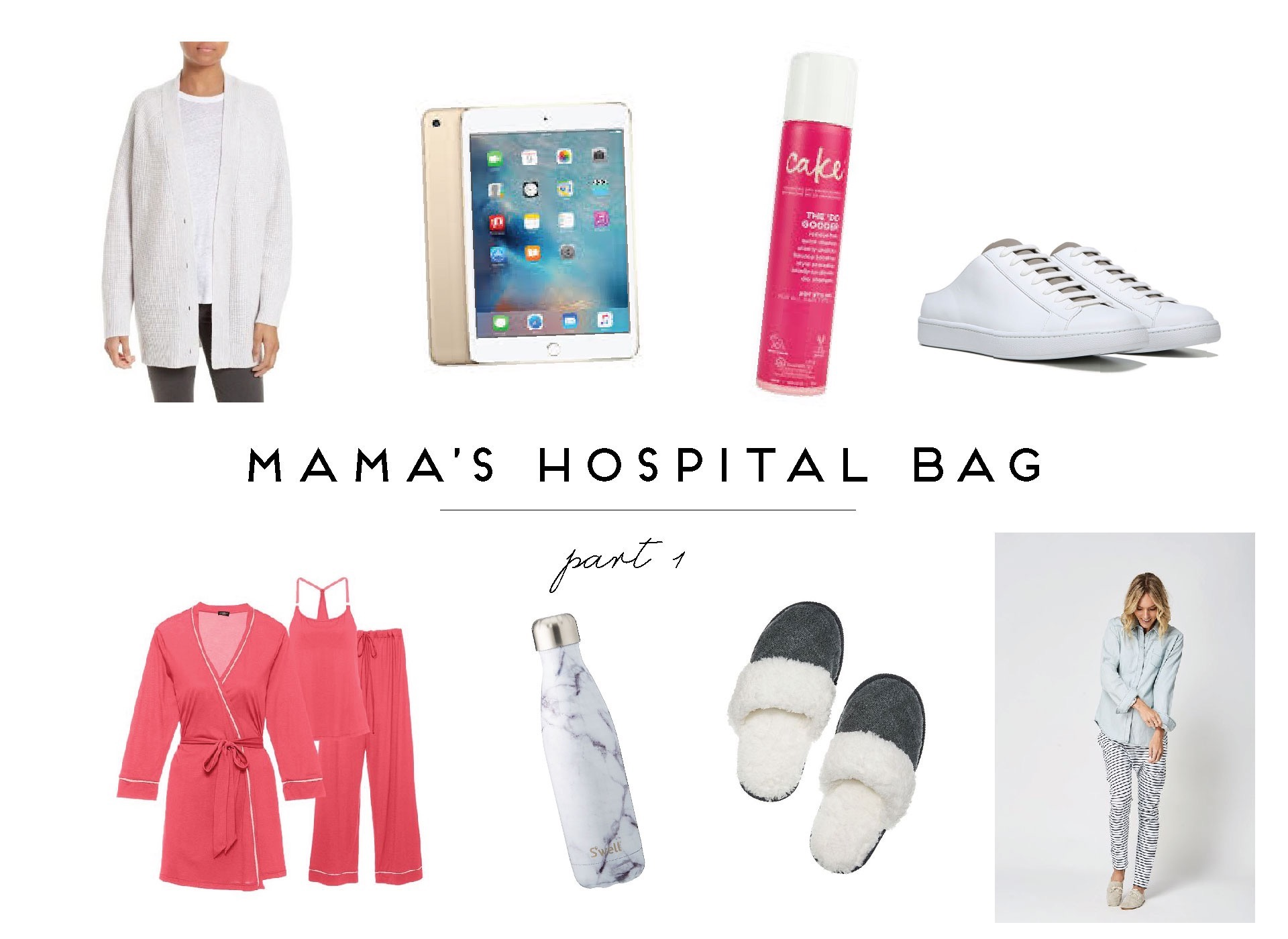 what to pack for the hospital maternity part one