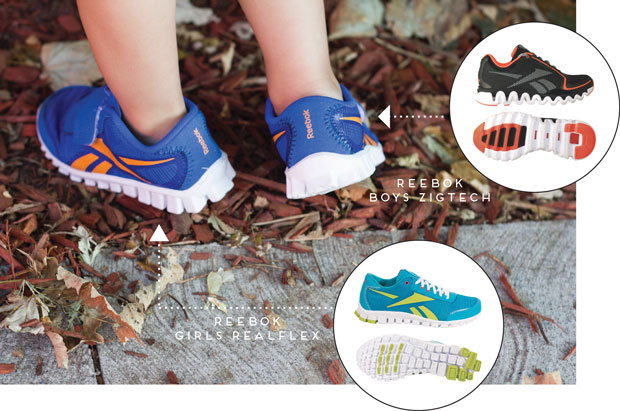 Fashion Friday  Kids Reebok RealFlex   ZigTech Shoes. August 24 a84029331