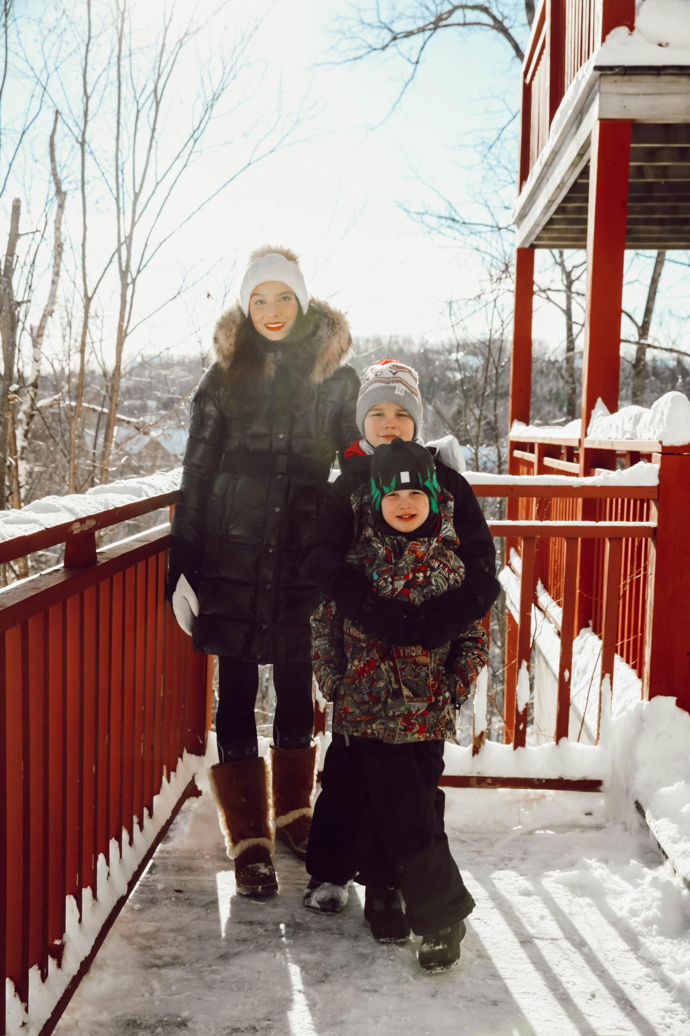 Mini Chalet En Bois our mini getaway to mont-tremblant + a 3 day itinerary